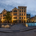 Albertsplatz · Coburg